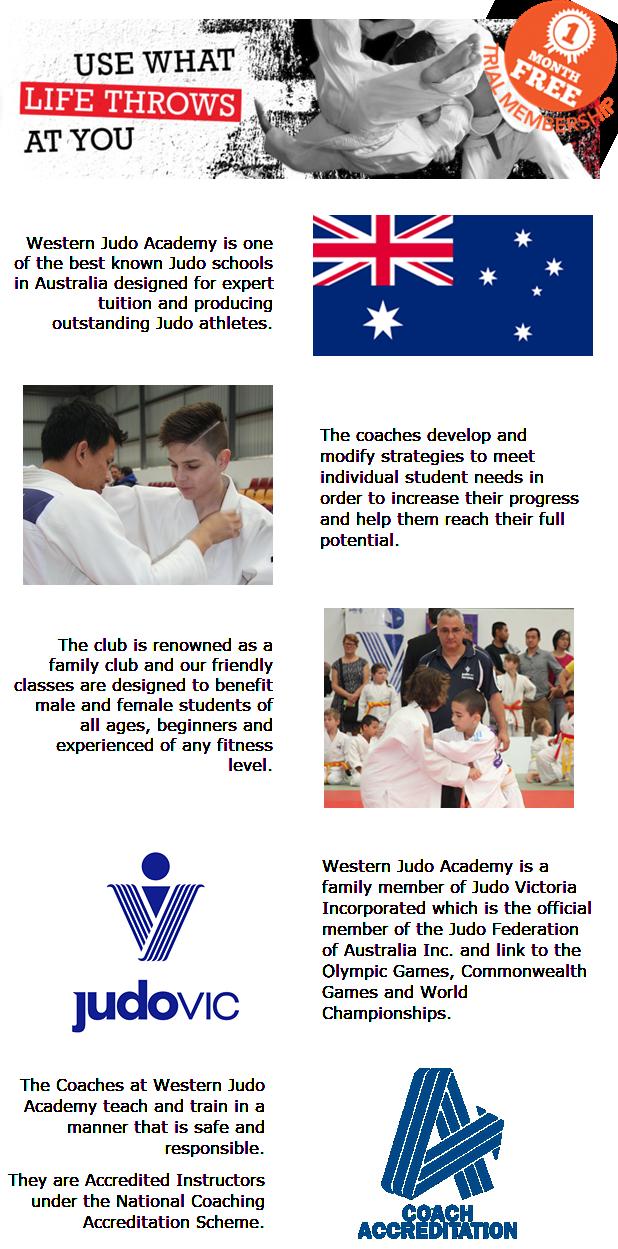 Professional Judo Tuition in Melbourne